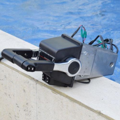 704 Premium Dual Binnacle Control Box 704-48207-p1-00 For Yamaha Motors  1