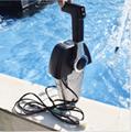 704 Premium Single Binnacle Control Streamlined appearance 1