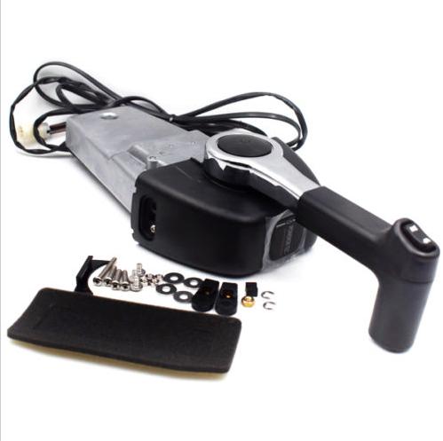 704 Premium Single Binnacle Control Streamlined appearance 3