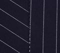 厂家直销TR白色条纹纬弹面料  2