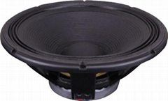 High end speaker 18 inch professional loudspeaker for sale