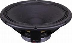 High end speaker 18 inch professional loudspeaker for sale