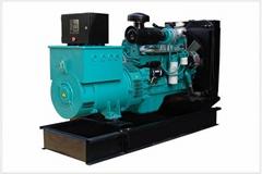 Industrial Water-cooled Cummins Diesel generator set with Cummins engine