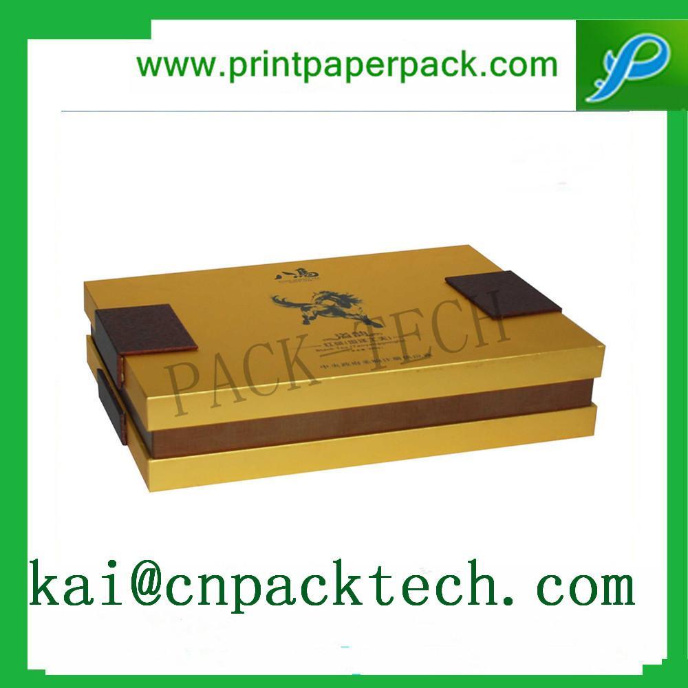 High Quality Cardboard Custom Boxes Paper Chocolate Box Cake 3