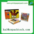 OEM Printed Candy Cartoon Color Boxes