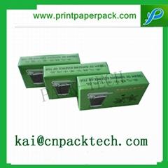 Wholesale Cardboard Paper Green Tea High Quality Box