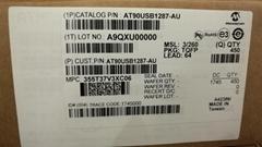 ATMEL深圳AT90USB1287-AU QFP64代理供应IC