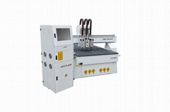 JH-1325 Three Processes CNC Router