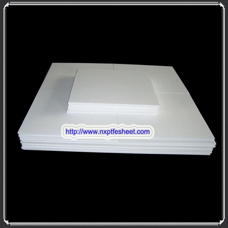 密封防腐耐磨鐵氟龍模壓板 1