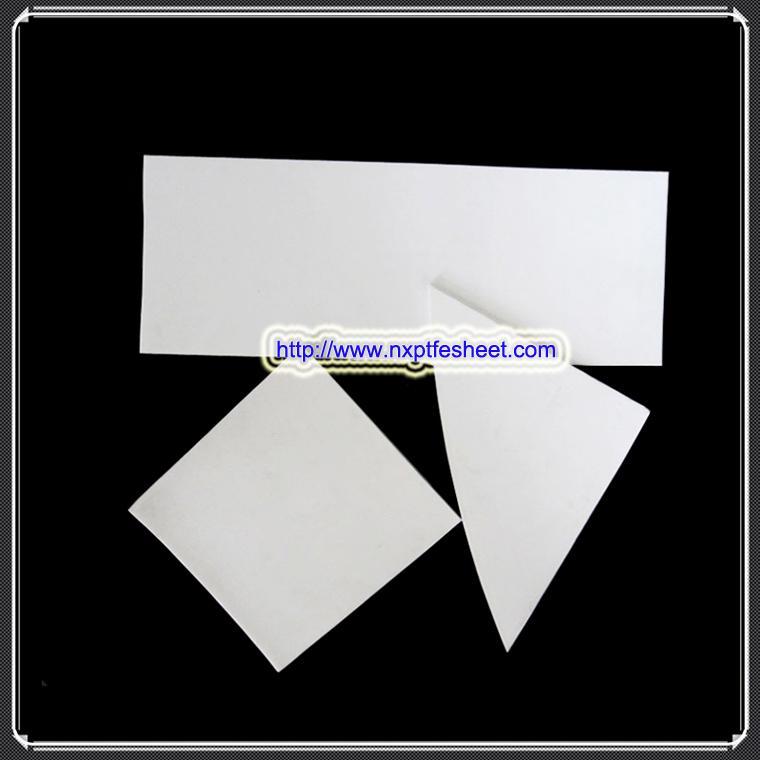 密封防腐耐磨鐵氟龍模壓板 2