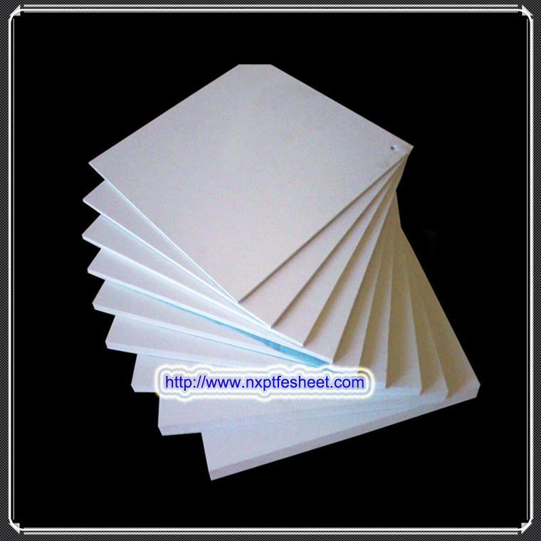 密封防腐耐磨鐵氟龍模壓板 5