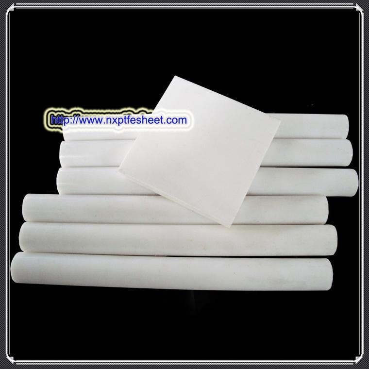 密封绝缘衬垫材料聚四氟乙烯棒 3