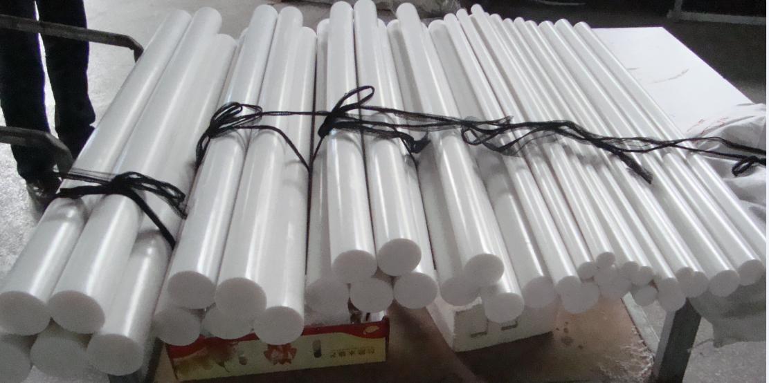 密封绝缘衬垫材料聚四氟乙烯棒 4