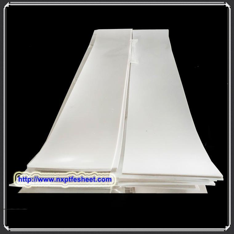 建筑钢结构用防腐耐磨抗震铁氟龙聚四氟乙烯楼梯板 1
