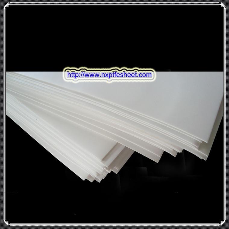 建筑钢结构用防腐耐磨抗震铁氟龙聚四氟乙烯楼梯板 3