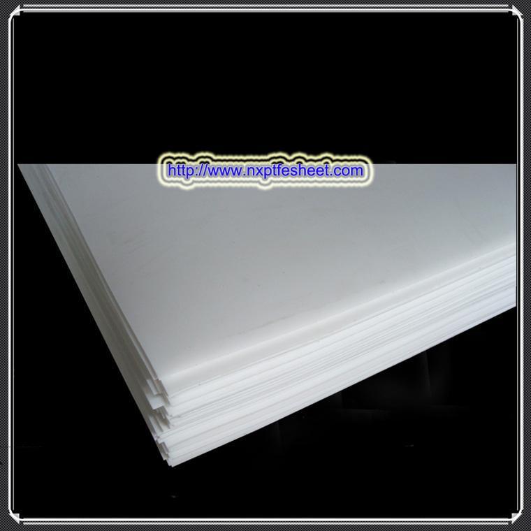 建筑钢结构用防腐耐磨抗震铁氟龙聚四氟乙烯楼梯板 4