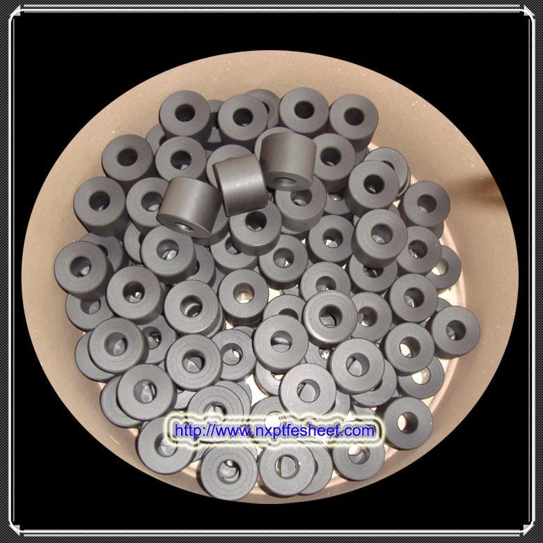 黑色聚四氟乙烯模壓管 3