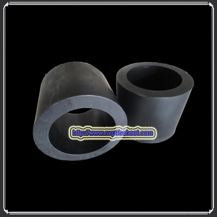 黑色聚四氟乙烯模壓管 4