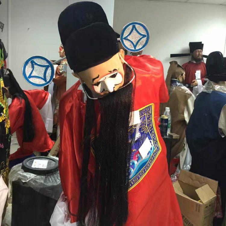 戏曲文化蜡像馆戏曲人物蜡像厂家直销 4