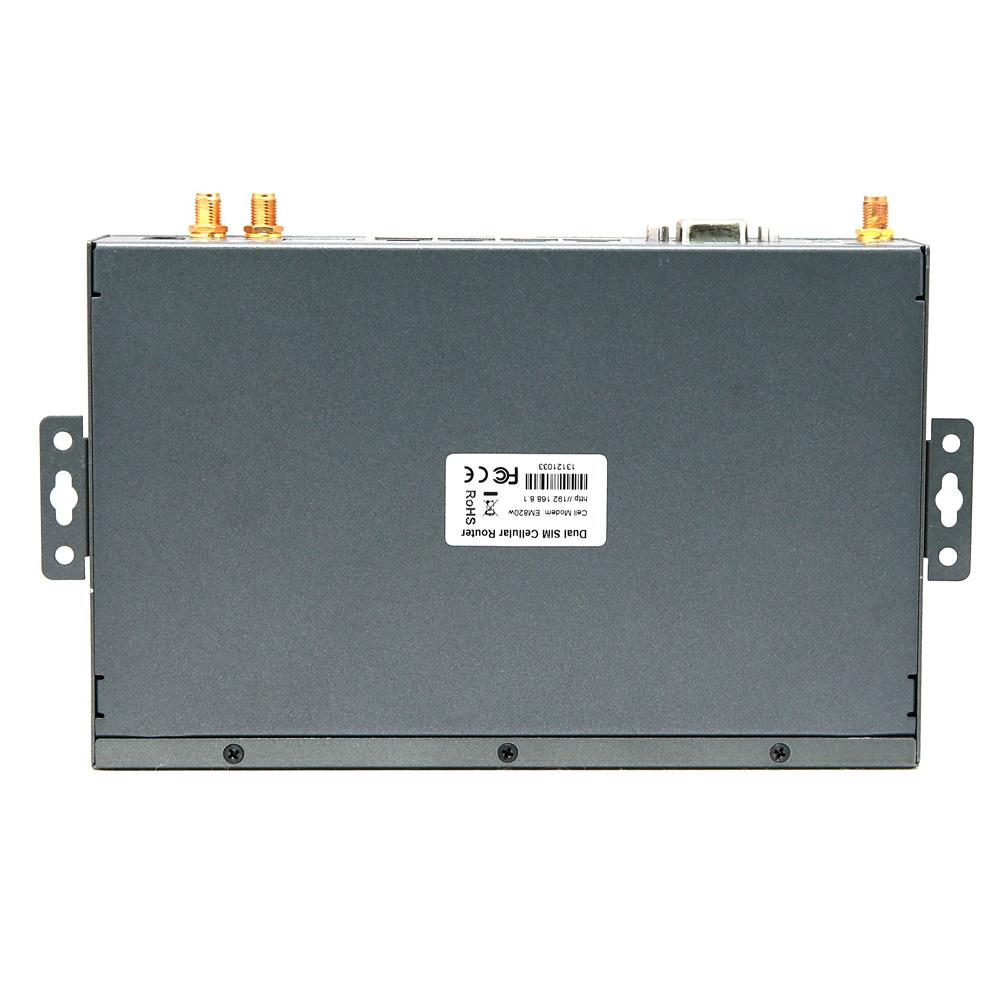 3G Dual SIM Router E-Lins Broadband Wireless Dual SIM 3G Router 3