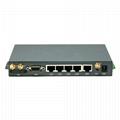E-Lins 3G HSDPA Router Wireless Industrial Sim Card Slot WiFi GPS VPN  2