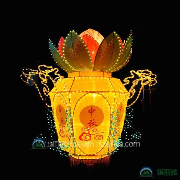 中秋节大型灯笼