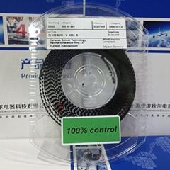现货Heraeus PT1000-SMD0805B贴片式铂电阻