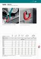 德国JDT焊接吊环螺栓紧固式吊点TAPG-S吊耳 3