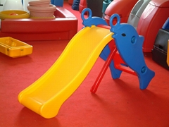 Plastic outdoor playgrou