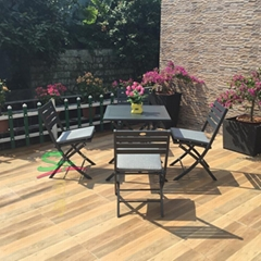 siyu furniture outdoor patio furniture hotel use dining table set