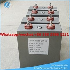 Pulse Capacitor DC Link Filter Capacitor For Energy Storage