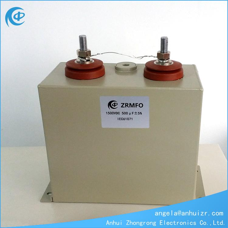 Medium Power Film Capacitor For Industrial and Medical Use 3