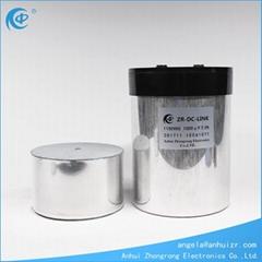DC Power Film Capacitor General Purpose 120uF-1000uF 600V-1300VDC