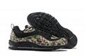 Top shoes Nike Supreme x NikeLab Air Max