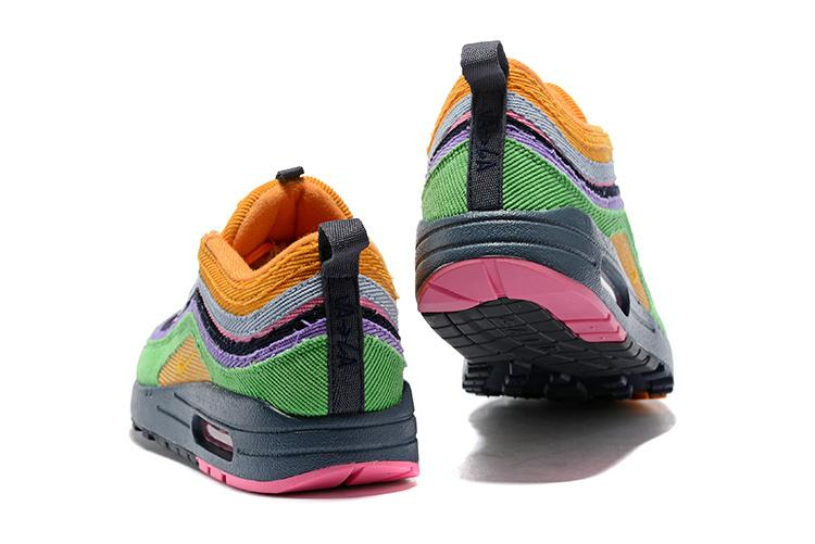 New York fashion shoes sean Wotherspoon Air Max VF SW Hybrid retro Air shoes