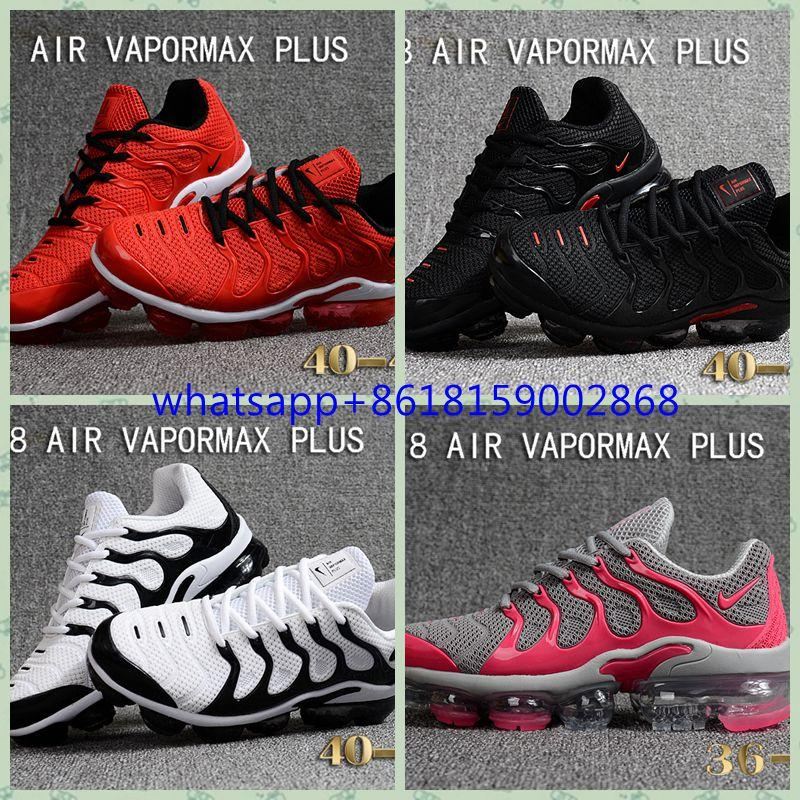 Wholesale nike shoe Nike air vapormax plus  running shoes  to worldwide