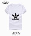 Hot selling adidas T-Shirt  Men Fashion T-Shirt chothing 100% cotton T-Shirt