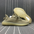 Wholesale 1:1 top quality  adidas yeezy 350v2 Boost x supreme men shoes women  15
