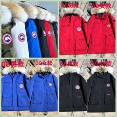 2018-2019 canada goose jacket fashion jacket nobis jacket mackage parajumpers