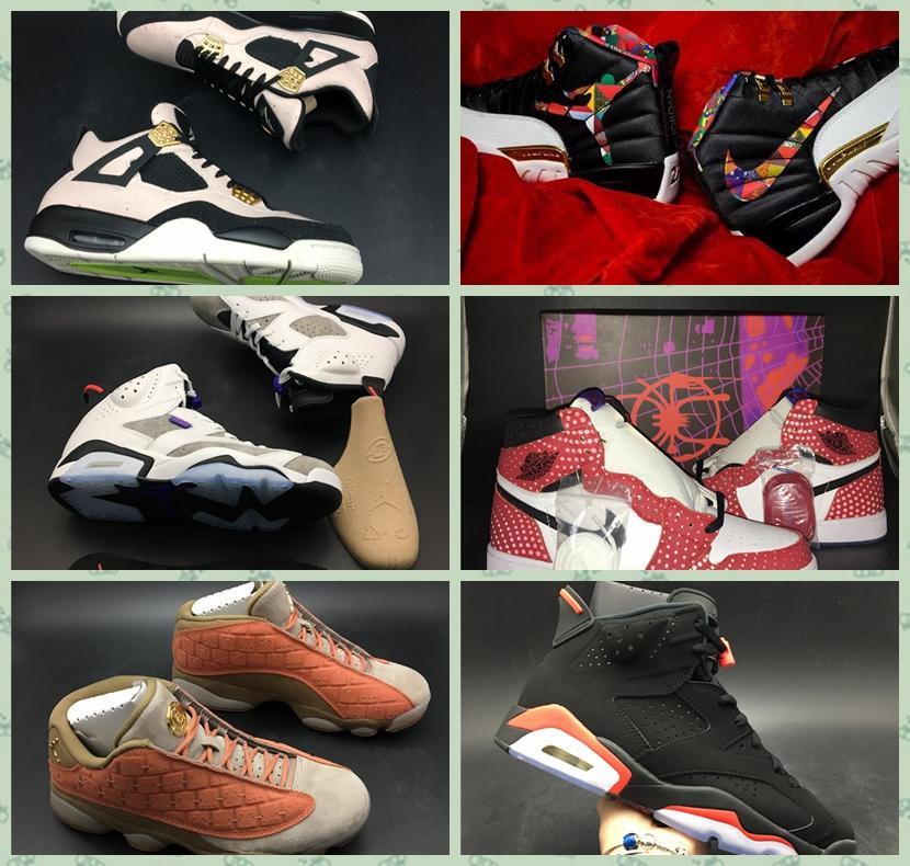 Air Jordan 11 Air Jordan 12 13 4 5 6 7 8 9 10 Cheap Jordans Retro Sports Shoes