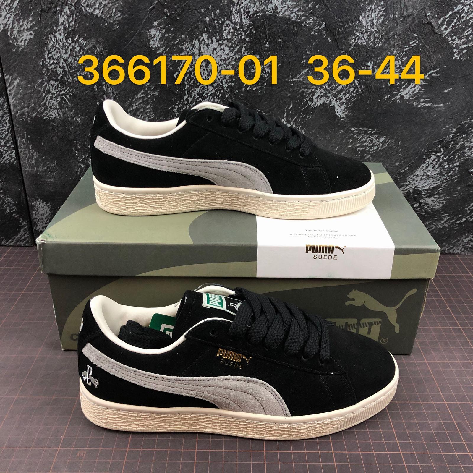 2019 New Model Shoes PUMA X CAREAUX BASKET Basket For Women Hot Sale Puma Shoes