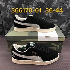 2019 New Model Shoes PUMA X CAREAUX BASKET Basket For Women Hot Sale Puma Shoes