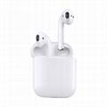 1:1 Original Apple Airpods Wireles Earbuds Air Pods Bluetooth Headset Eearphones