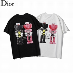 2019 New Dior T-Shirt mens women summer fashion tshirt t tee shirt top quality