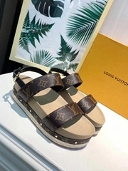 wholesale LV shoes sandals shoes LV slippers shoes snearkers shoes high heel sho