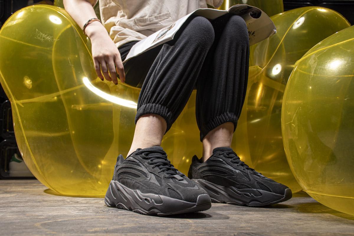 Wholesale adidas Yeezy  700 shoes mauve Men yeezy runner 700 sneaker shoes