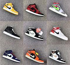 wholesale top nike Air Jodan 1 3 4 5 6 7 sheos Basketball Shoes sneaker shoes