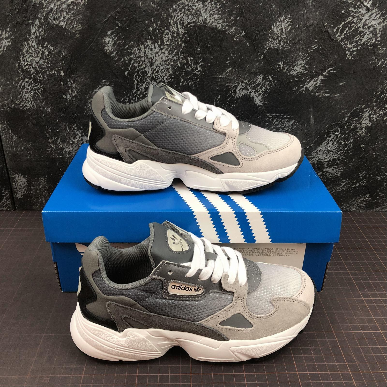 2019 New Adidas Falcon W  cheap shoes top quality adidas shoes sport shoes