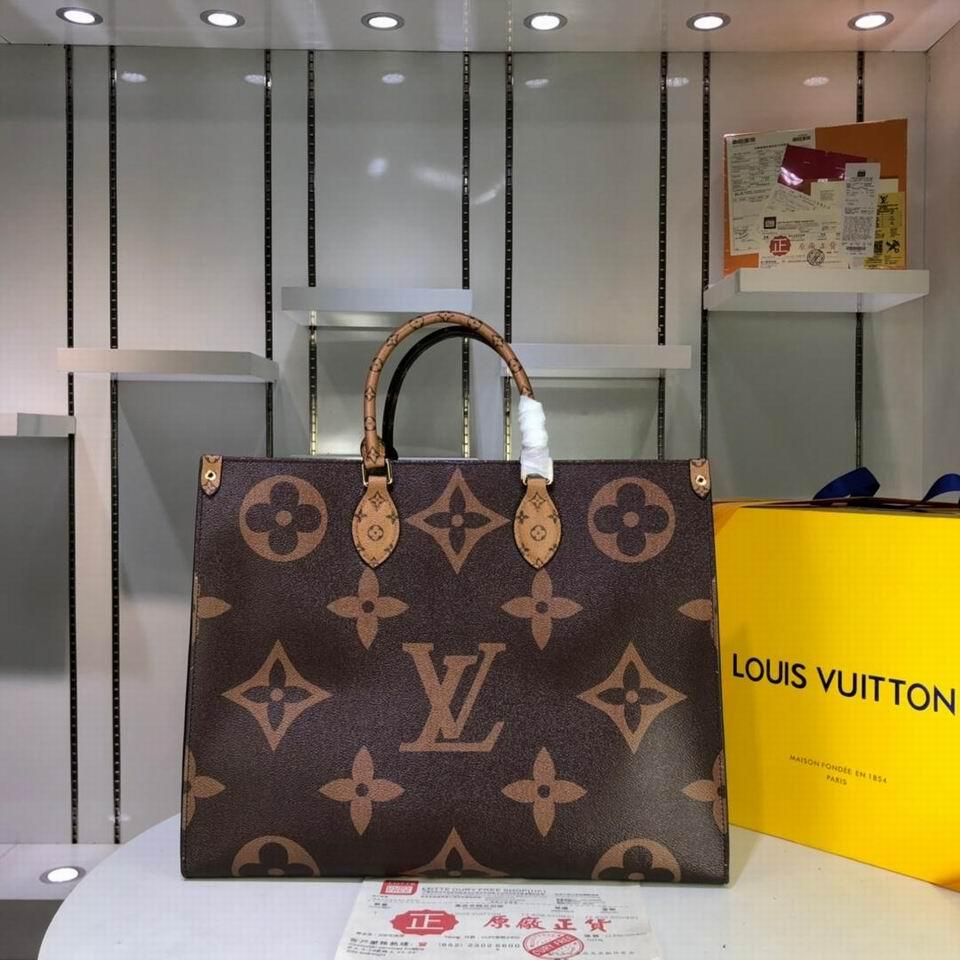 New Louis vuitton women's handbag LV handbag LV backpack LV shopping bag LV bag
