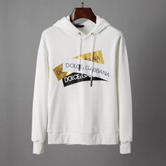 New hots sale D&G hoody men sweatshirt men shirt men hoody jacket sweater